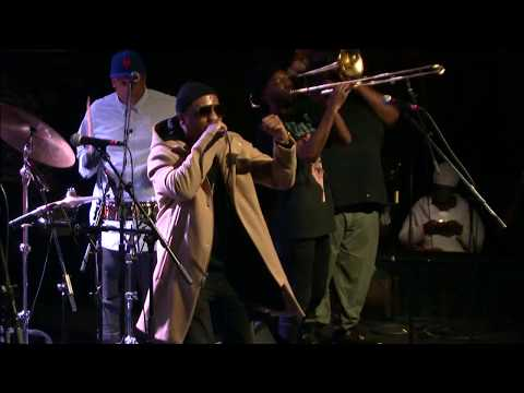 The Soul Rebels ft Consequence -