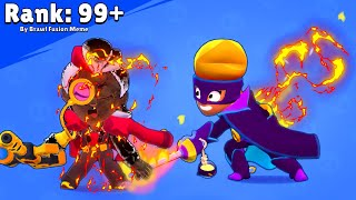 1001+ FUNNY POSE MOMENTS of Brawl Stars Fusion meme #3