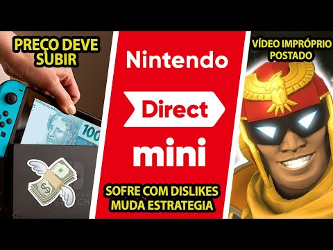Nintendo atualiza impacto do vírus no Switch | Muda estratégia de Direct e mais... #CoelhoNews from YouTube · Duration:  27 minutes 52 seconds