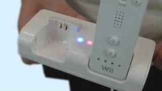 Wii Dual Charging Station
