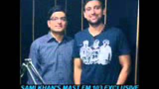 SAMI KHAN EXCLUSIVE INTERVIEW Mast FM 103 By DR EJAZ WARIS [PART1]