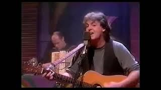 Paul McCartney ~ We Can Work It Out (Reprise) 1991 (w/lyrics) [HQ]