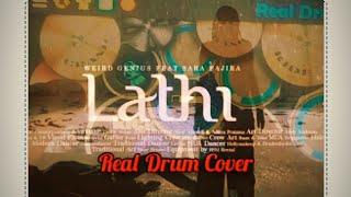 "Download Weird Genius Feat Sara Fajira ""LATHI""||Real Drum Cover"