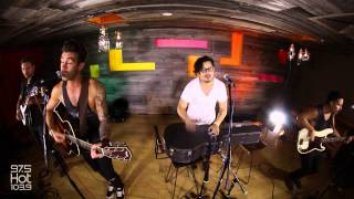 American Authors- Hit It - Live & Rare Session Hd