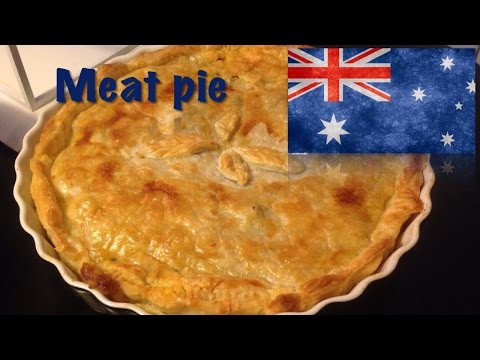How To Cook Meat Pie (The Australian Dish)