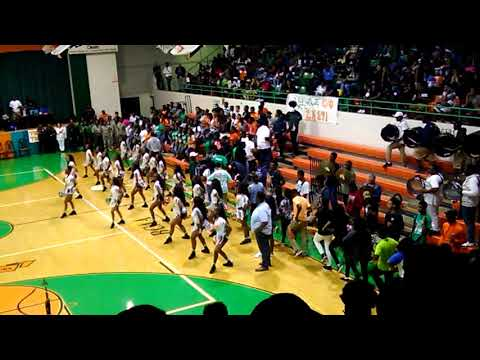 BLANCHE ELY HIGH SCHOOL PEP RALLY!!