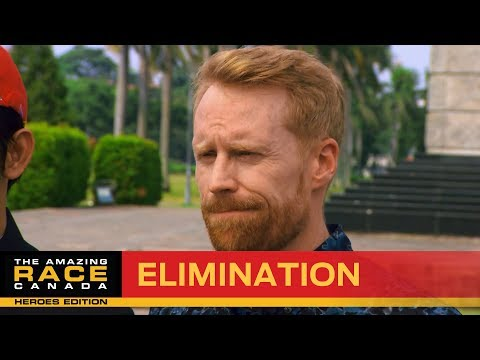 SPOILER: The Third Team Eliminated (The Amazing Race Canada)