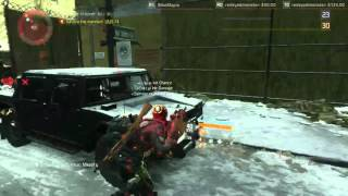 Tom Clancy's The Division: Rank 99 Rogue PvP