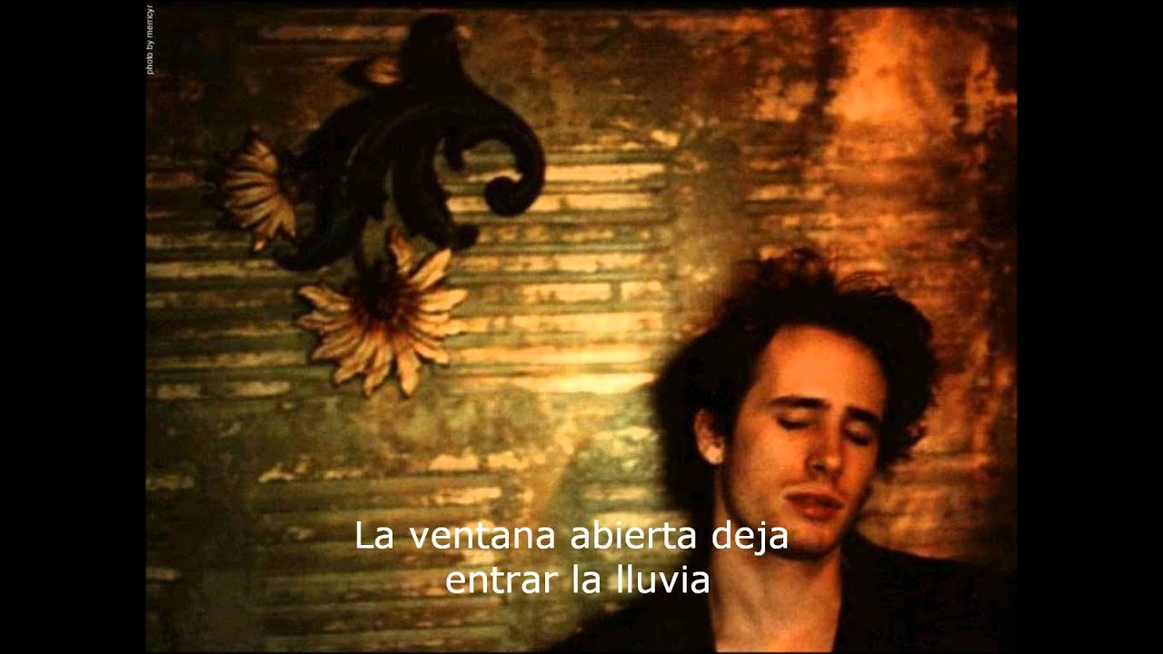Jeff Buckley  Lover You Shouldve Come Over Lyrics