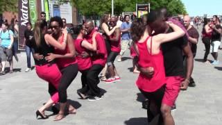 2014 Kizomba Flashmob - Harbourfront Toronto 6-21-14 - Controla by Badoxa