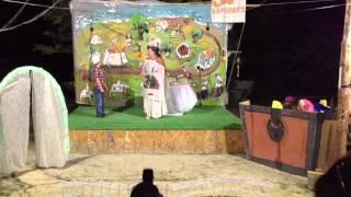 Барзовка 2013-1, детский мюзикл