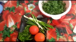 How To Make Tabbouleh Traditional Way (lebanese)