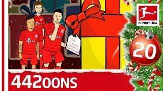 Bundesliga Secret Santa 2019 - powered by 442oons - Bundesliga 2019 Advent Calendar 20