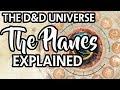 D&D Universe: The Planes