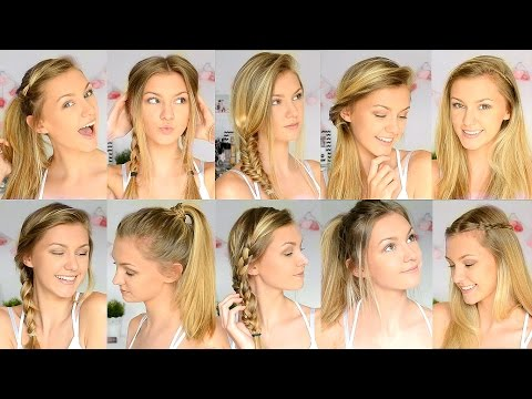 10 Easy Back To School Hairstyles thumbnail