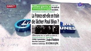 LA REVUE DES GRANDES UNES DU  VENDREDI 28 FÉVRIER 2020 - ÉQUINOXE TV