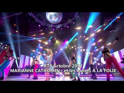RTS oct 2012 MARIANNE CATHOMEN et les ballets A LA FOLIE