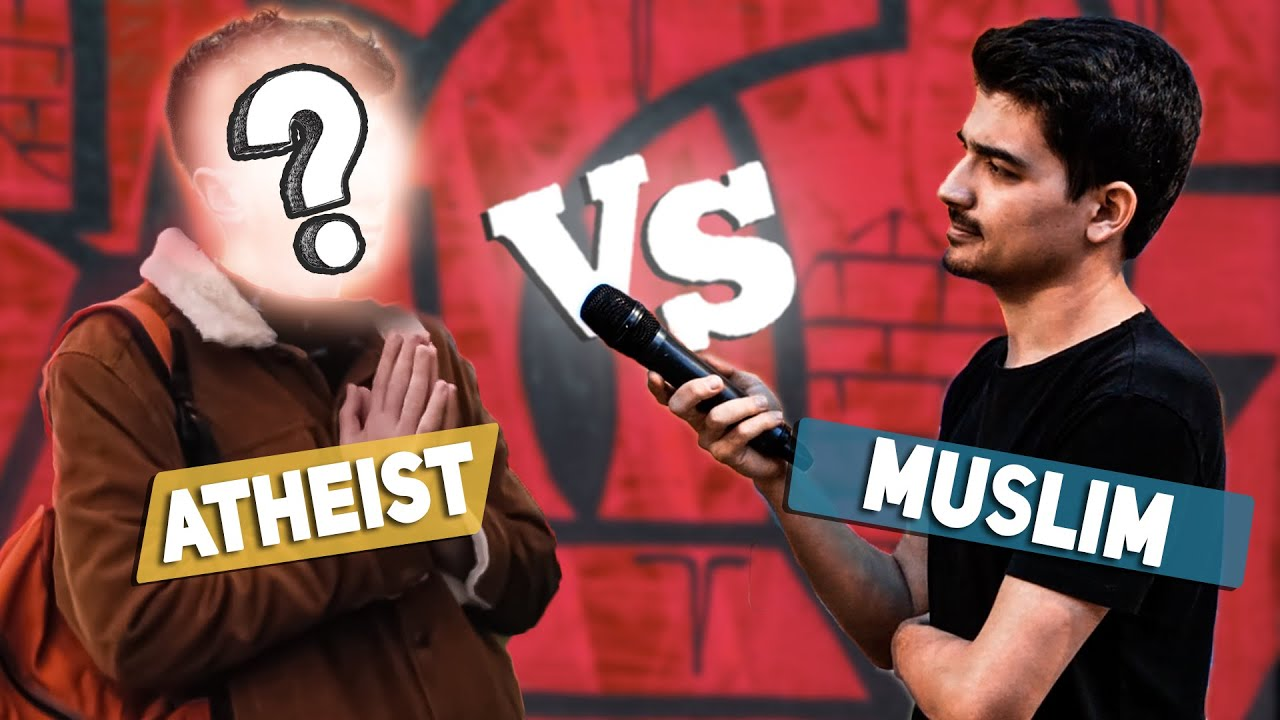 Atheist Vs Muslim Debate! (Censored)