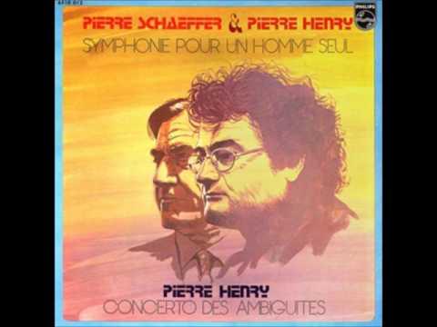 Pierre Schaeffer & Pierre Henry - Symphonie Pour Un Homme Seul (1949�)