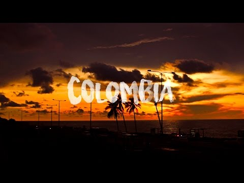 GAS - Colombia: Travel Film - 4K
