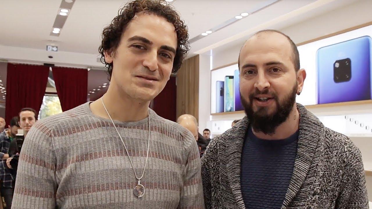 İŞTE O MAĞAZA! - Huawei, Türkiye'deki İlk Deneyim Mağazasını Açtı!