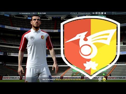 Kênh Future Lengends | CÀI QUẦN ÁO VIETNAM LEGEND - VNL- TRONG FIFA ONLINE 3 .