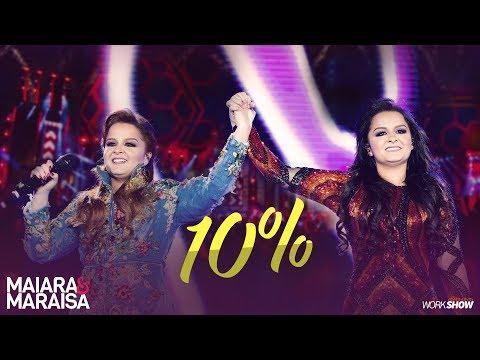 Maiara e Maraisa - 10% - DVD  Em Campo Grande