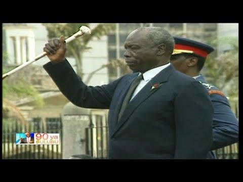 Retired President Moi Documentary: [90 ya Sulubu] - Historia ya Maisha: Rais Mstaafu Daniel arap Moi