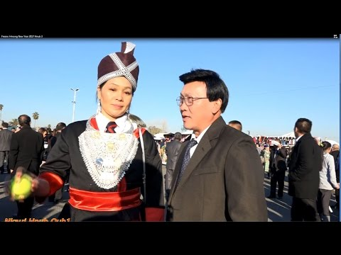 Fresno Hmong New Year 2017 Hnub 3 #2
