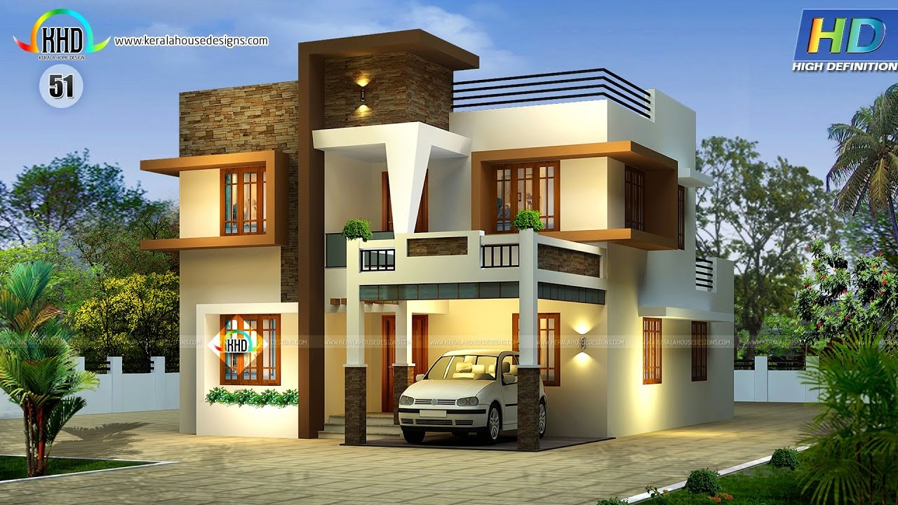 73 best house plans of september 2016 youtube for Best modern house design 2017