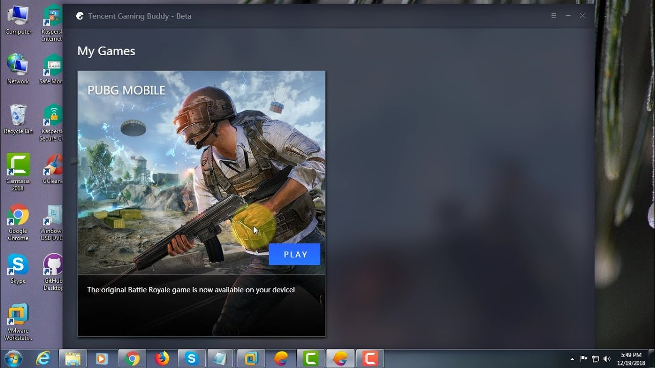 How to Import PUBG  apk and  obb files in to Tencent Gaming Buddy