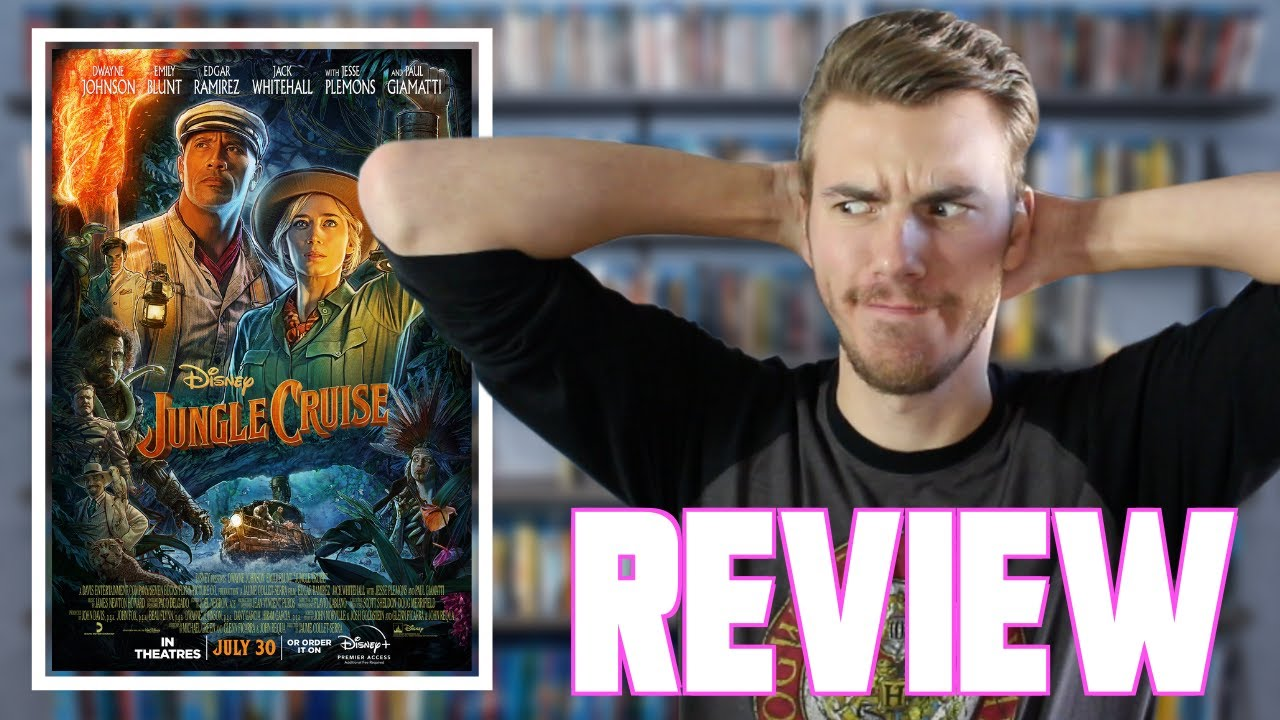 Jungle Cruise (2021) - Movie Review