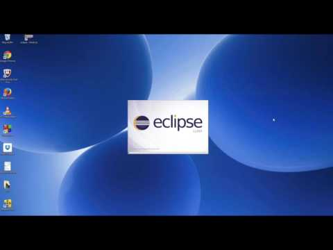 Java Training For Beginners 2 - Installing Eclipse IDE Software And Setup||*New* 2016 - Step By Step