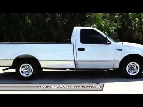 2001 Ford F 150 Reg Cab Xl Long Bed New Port Richey Fl 34652