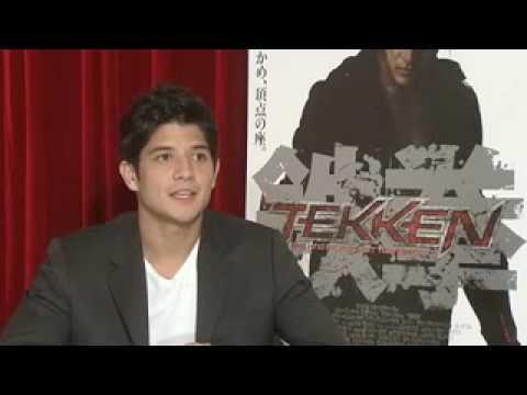 Tekken movie interview