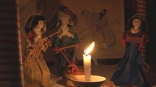 佐伯灯籠 平成25年の祭礼行事