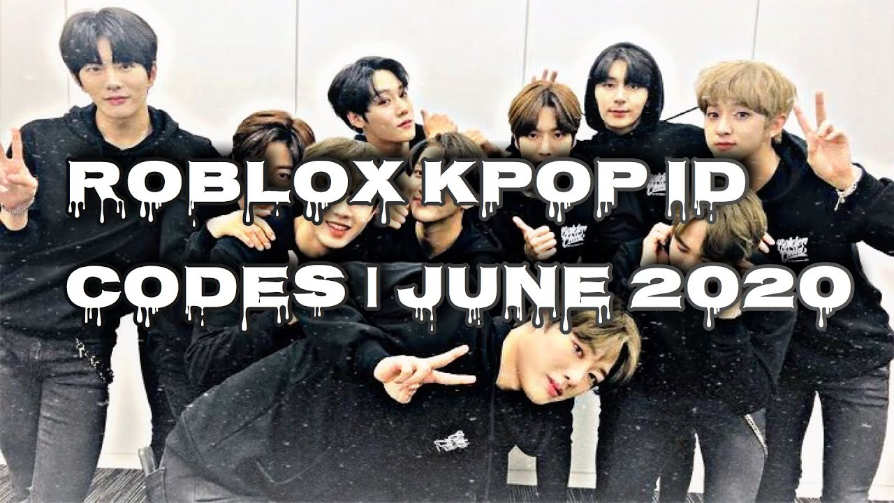 Roblox Kpop Song Id Codes June 2020 Blog Ema News Blogs Video