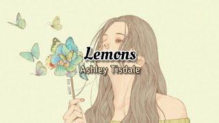 Baixar Ashley Tisdale - Lemons (Lyrics)