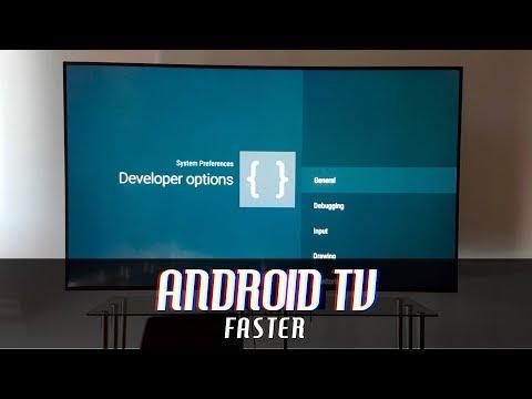 Make Android TV run Faster! | Sony Setup Guide, Best Settings and Developer Mode