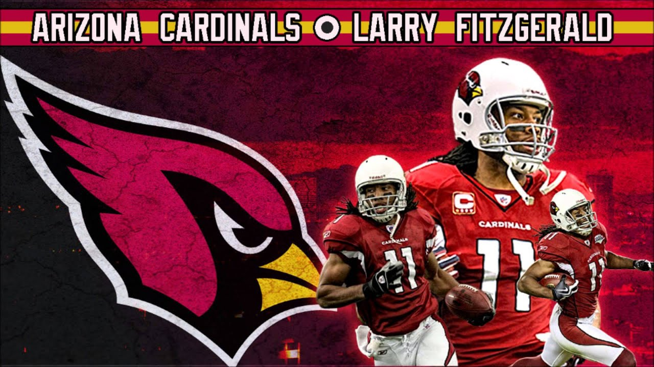 FREE NFL Larry Fitzgerald Wallpaper