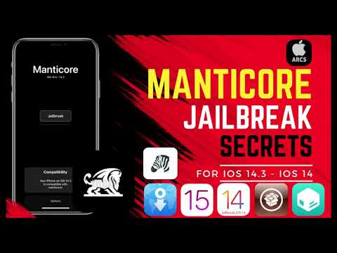 Manticore Jailbreak For iOS 14.3, is it released for iOS 14.3 14. 7? What Is Package Manager?