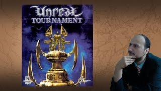 """Gaming History: Unreal Tournament """"The total package"""""""
