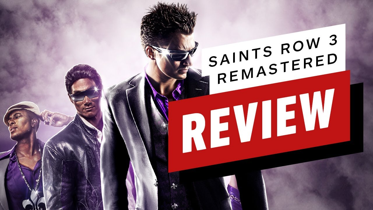 Saints Row 3 Remastered Review (Video Game Video Review)