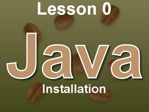 Beginner Java Tutorials