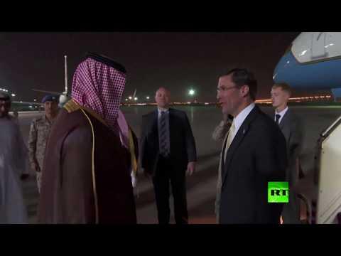شاهد.. وزير الدفاع الأمريكي يصل السعودية والأمير خالد بن سلمان في استقباله  - نشر قبل 4 ساعة