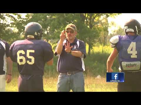 Cougars football team hosts Michigan School for the Deaf