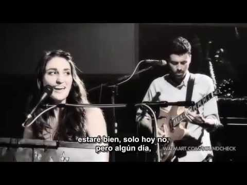 sara bareilles gonna get over you subtitulada