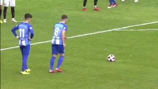 Sevilla Atlético 2-3 Atlético Malagueño (18-11-18)