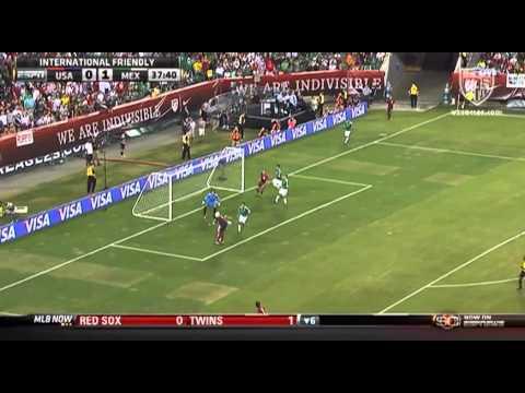 MNT vs. Mexico: Highlights - Aug. 10, 2011