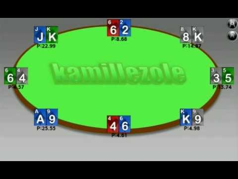 poker simulation